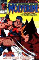 MARVEL COMICS PRESENTS (1988 Series) (MARVEL) #42 Very Fine Comics Book
