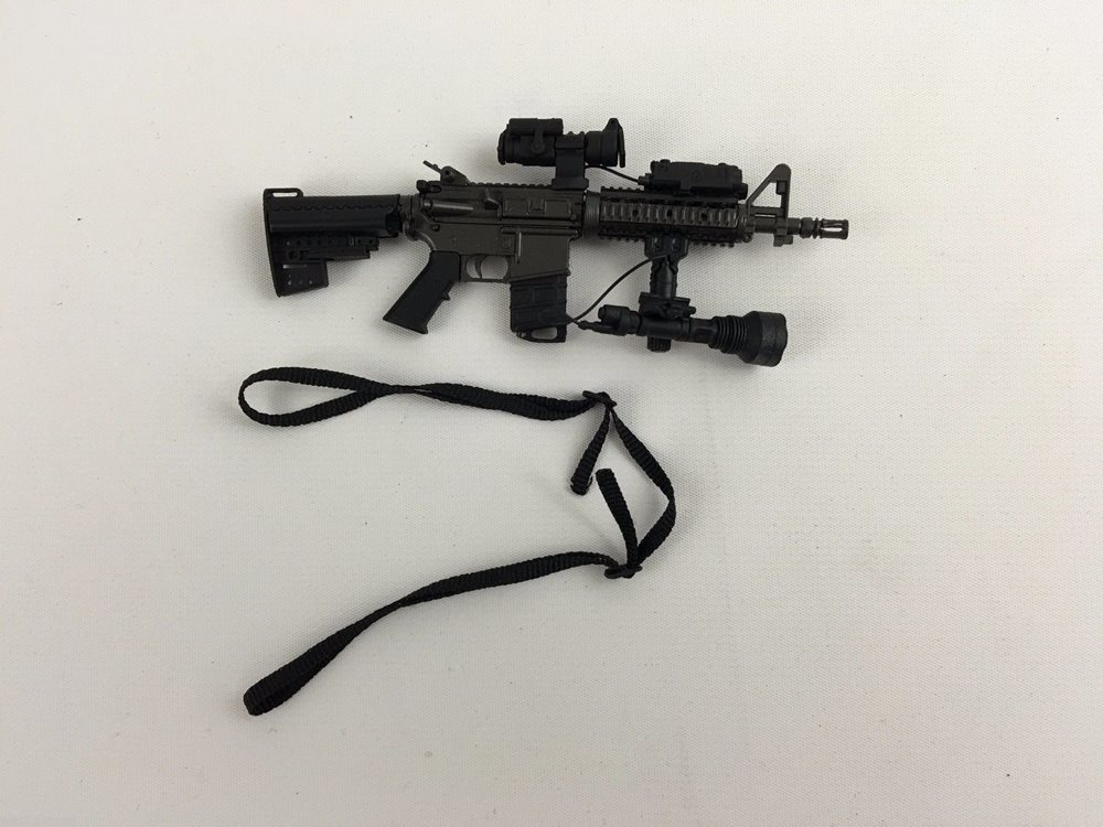 1//6th Scale Accessories Riffle Set #26