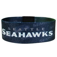 SEATTLE SEAHAWKS STRETCH WRIST BRACELET NLF Licensed Product New In Package