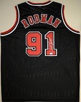 f263341d827 Dennis Rodman Autographed Jersey Authentic JSA