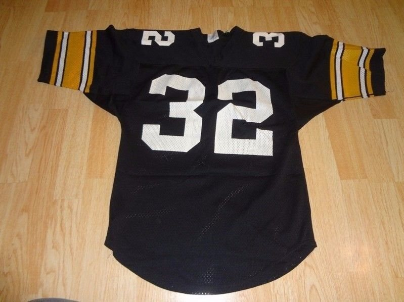the best attitude 6ca5f 065db Men's Pittsburgh Steelers #32 Franco Harris S Jersey Vintage Jersey