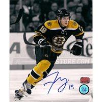 Tyler Seguin Boston Bruins Signed Autographed Spotlight 8x10