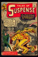 Tales of Suspense (Superheroes) #41 G-