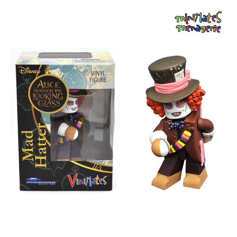 Alice Through the Looking Glass Mad Hatter Pop #181. Vinyl Figure