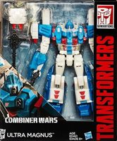 Transformers Combiner Wars 12 Inch Action Figure Leader Class - Ultra Magnus
