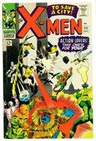 X-Men #23 8.5 (VF+)