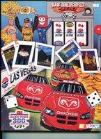 Las Vegas Speedway NASCAR Stock Car Race Program