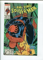 AMAZING SPIDERMAN #304 (9.2) AFTER THE FOX MCFARLANE COVER 1988