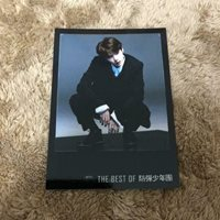 BTS THE BEST OF 防弾少年団 JAPANESE LIMITED EDITION OFFICIAL PHOTOCARD SUGA BLACK