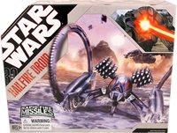 Star Wars Vehicle Figures Saga Collection: Hailfire Droid
