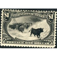 US 292 Early Commemoratives Fine+ NH