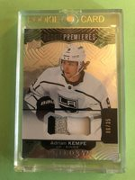 2017-18 Upper Deck Ud Trilogy Green Adrian Kempe Patch 6/35 Level 2 #89