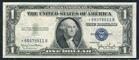 $1 1935D Clark-Snyder F1613. WIDE. **STAR** note (*-B) Gem Uncirculated. BP 5006.