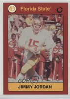 1991 Collegiate Collection Jimmy Black Florida State