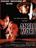 Poster 15 11/16x23 5/8in Angle Death (1993) Rutger Hauer, Jonathan Banks,