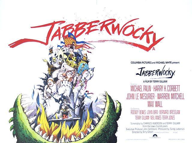 Jabberwocky (Monty Python) Movie Poster