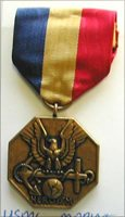 ML-850. USMC Marine Corps Medal-Current issue
