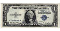 Fr.1614 $1 1935 E X-H Block Choice Uncirculated