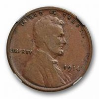 1916-S Lincoln Wheat Cent THE COIN YOUR BUYING IS IN THE PICTURES  whotoldya