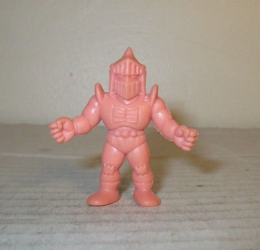 "Men Kinnikuman Flesh Color 2/"" Robin Mask D Figure #197 Mattel 80/'s M.U.S.C.L.E"